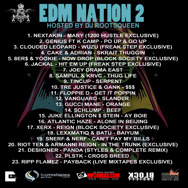 EDM DARK NATION back