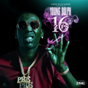 Young Dolph 16 zips