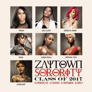 "Zaytoven Resleases ""Zaytown Sorority Vol 2"""