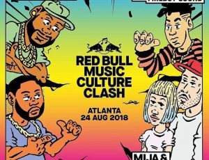 Red Bull Culture Clash Atlanta 2018