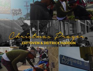 "Exclusive:  Deitrick Haddon & Zaytoven present ""Christmas Prayer"""