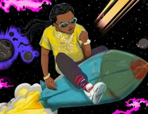 Takeoff Releases Featureless Solo Debut, 'The Last Rocket'