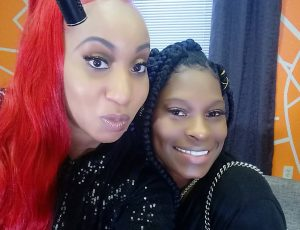 Tiffany Bleu Sits Down With Carisha The Diva.