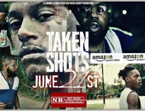 Atlanta's Own Upcoming Talent;  Johnni Luke Stone 'Taken Shots'!!