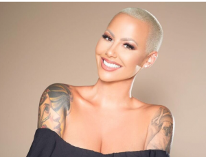 Amber Rose Cancels 'Slut Walk' To Avoid Negative Energy.