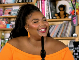 """Lizzo"" Slays NPR Tiny Desk Concert!!"