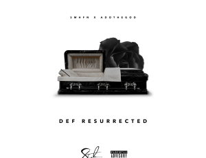 "Def's Latest Project ""Def Resurrected"" Drops tonight!"