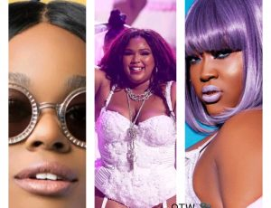 Azealia Banks Drags Lizzo, Defends Rapper CupcakKe!!