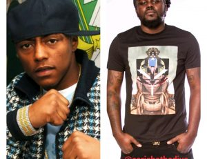 EXPLOSIVE!! Phila's own 'Cassidy' Hip Hop Battle with 'Arsonal'!!