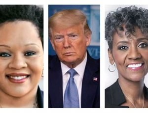 National Association of Black Journalists 'Vice President' Disappointed in President Trump's Press Briefings Regarding Covid-19 (Coronavirus).