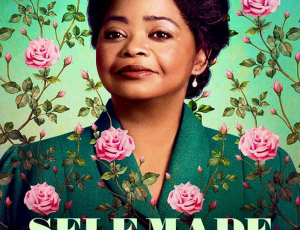 Octavia Spencer is SUPERB in the Madam Cj Walker  movie 'Self Made'!!!