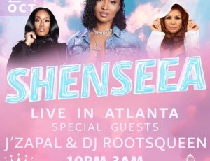 Don't Miss Shenseea Live This Saturday in Atlanta
