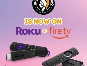 Rude Girl Radio is now on Roku + FireTV
