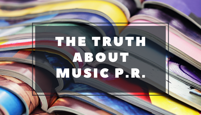The Truth About Music P.R.